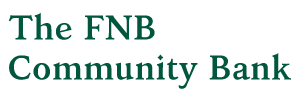 The FNB Community Bank Logo