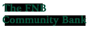 The FNB Community Bank Logo